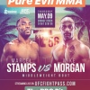 Marcel Stamps Meets Mike Morgan at Island Fights 56