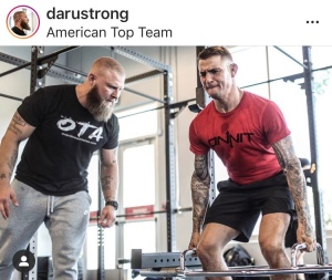 Coach Phil Daru Prepares Dustin For UFC 242 Title Fight vs Khabib.