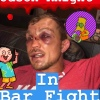 Jason Knight IN Brutal Bathroom Bar Fight!!