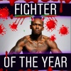 "• Fighter of the Year (2019)- Israel ""The Last Stylebender"" Adesanya"