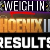 INVICTA FC Weigh In Results | Phoenix Series 3 |